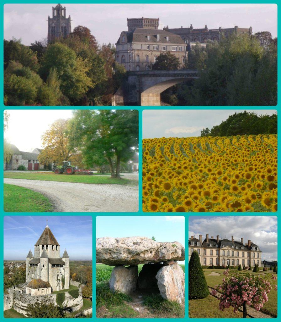 activités Nogent-sur-Seine, campagne, Provins, Motte-Tilly