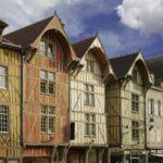 Troyes maisons à pans de bois D.Le Névé/OT Grand Troyes