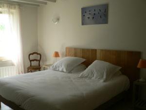 suite parentale de plain pied, douche à l'italienne, 2 chambres à l'étage
